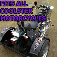 Coolster Motorcycle Trike Kit - Fits All Models