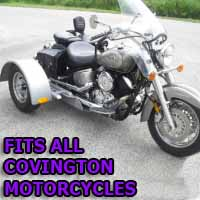 Covington Motorcycle Trike Kit - Fits All Models