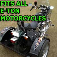E-Ton Motorcycle Trike Kit - Fits All Models