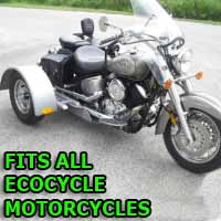 Ecocycle Motorcycle Trike Kit - Fits All Models