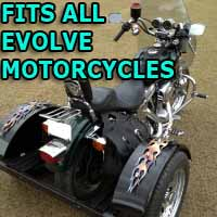 Evolve Motorcycle Trike Kit - Fits All Models