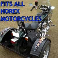 Horex Motorcycle Trike Kit - Fits All Models