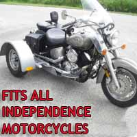 Independence Motorcycle Trike Kit - Fits All Models