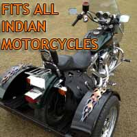 Indian Motorcycle Trike Kit - Fits All Models