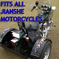 Jianshe Motorcycle Trike Kit - Fits All Models