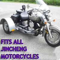 Jincheng Motorcycle Trike Kit - Fits All Models