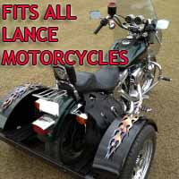 Lance Motorcycle Trike Kit - Fits All Models