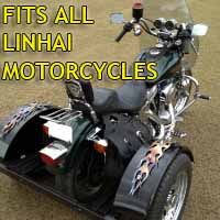 Linhai Motorcycle Trike Kit - Fits All Models