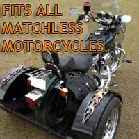 Matchless Motorcycle Trike Kit - Fits All Models