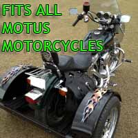 Motus Motorcycle Trike Kit - Fits All Models