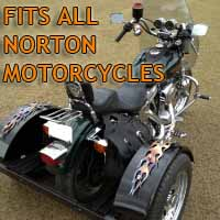 Norton Motorcycle Trike Kit - Fits All Models