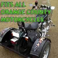 Orange County Choppers Motorcycle Trike Kit - Fits All Models