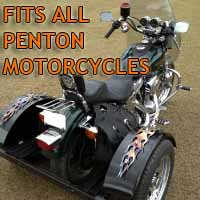 Penton Motorcycle Trike Kit - Fits All Models