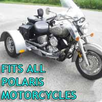 Polaris Motorcycle Trike Kit - Fits All Models