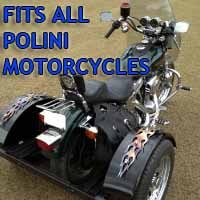 Polini Motorcycle Trike Kit - Fits All Models