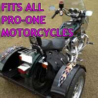 Pro One Motorcycle Trike Kit - Fits All Models