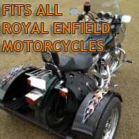 Royal Enfield Motorcycle Trike Kit - Fits All Models