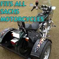Sachs Motorcycle Trike Kit - Fits All Models