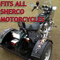 Sherco Motorcycle Trike Kit - Fits All Models