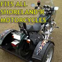 Shoreland'R Motorcycle Trike Kit - Fits All Models