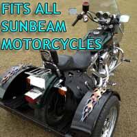 Sunbeam Motorcycle Trike Kit - Fits All Models
