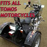 Tomos Motorcycle Trike Kit - Fits All Models