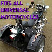 Universal Motorcycle Trike Kit - Fits All Models