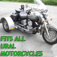 Ural Motorcycle Trike Kit - Fits All Models