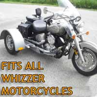 Whizzer Motorcycle Trike Kit - Fits All Models
