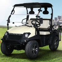 HJS 60v Electric Big Horn EV5 UTV Utility Vehicle