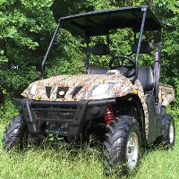 Big Horn 400 IRS UTV Utility Vehicle