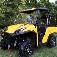 Big Horn 700 EFI UTV Utility Vehicle
