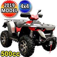 Linhai BigHorn 550L ATV w/493cc Motor 4 Wheeler 2wd/4wd - 550L