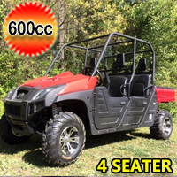 Bighorn 600 EFI Automatic 594cc UTV 33hp Utility Vehicle