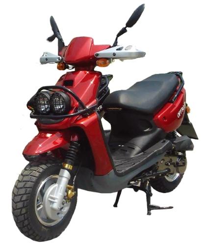 50cc Aeolus Prescott 50xt Gas Moped Scooter