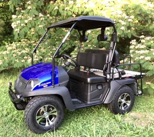 Linhai Big Horn 200 GVX High/Low Special Edition Gas Golf Cart UTV 4 Seater  Side by Side UTV