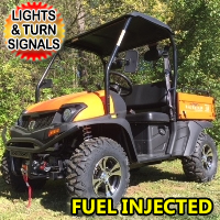 LandMaster 500cc Utility Vehicle 4WD Electric Start UTV