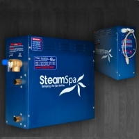 450 Cubic Foot Steam Generator (12 Kw)