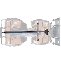 Swisher Universal Mounting Kit for ATV's