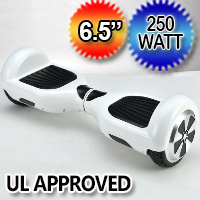 """6.5"""" Self Balance Hoverboard Scooter - UL Approved"""