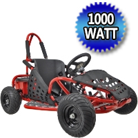 48v Kids Electric 1000 watt Go Kart