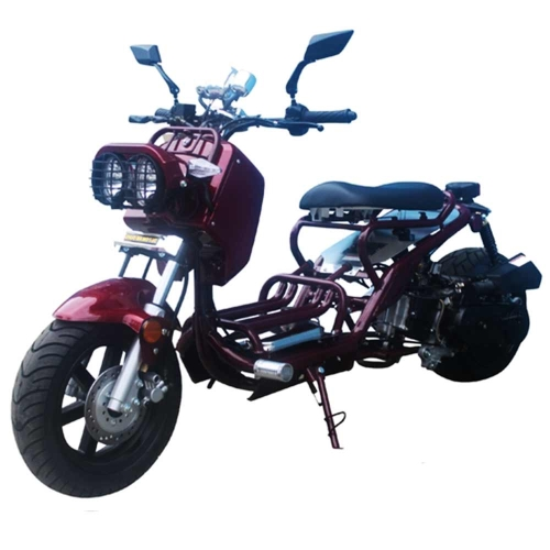 Brand New 50cc Rat Rod 2 Cruiser Bike Scooter Moped Bicycle W Large