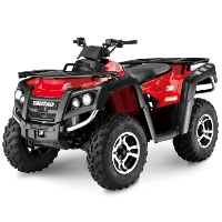 300cc 4x4 All Terrain ATV Four Wheeler