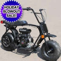 ATD-80A 80cc Mini Dirt Bike