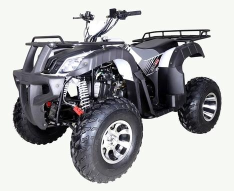 Bull 200 ATV 170cc Junior Adult Automatic Quad Four ...