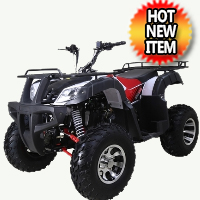 Bull 200 ATV 170cc Automatic Quad Four Wheeler - Bull200