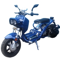 Brand New 50cc Cruiser 4 Stroke Moped Scooter
