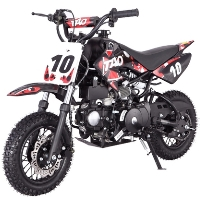 110cc Automatic Pit Dirt Bike Motorcycle w/ E-Start
