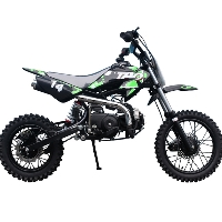 110cc DB-14 Semi-Automatic Mid Size Pit Dirt Bike Motorcycle