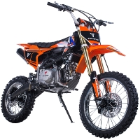 150cc Dirt Bike with 140cc Motor 4 Speed Manual w/ Kick Start - DBX1